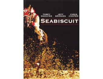 67% off Seabiscuit (DVD)