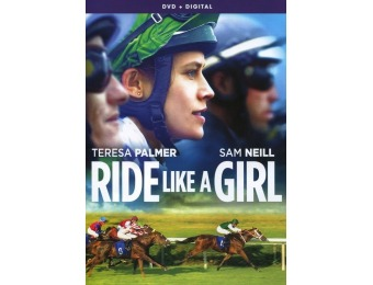 60% off Ride Like a Girl (DVD)
