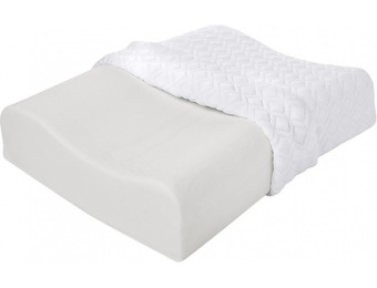 $10 off Sealy Memory Foam Contour Pillow
