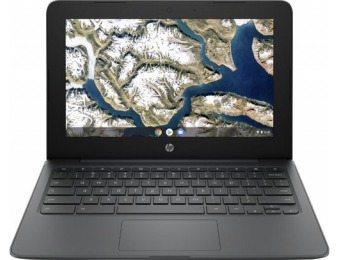 "$60 off HP 11.6"" Chromebook - Intel Celeron, 4GB, 32GB eMMC"
