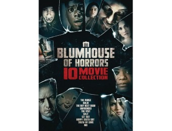 46% off Blumhouse of Horrors: 10-Movie Collection (DVD)