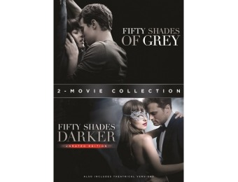67% off Fifty Shades: 2-Movie Collection [2 Discs] DVD