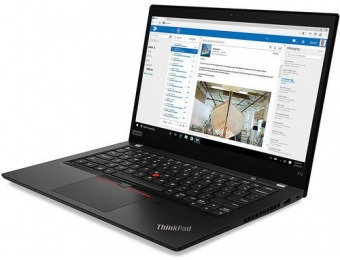"$156 off Lenovo 14"" ThinkPad T14 Gen 1 Laptop"