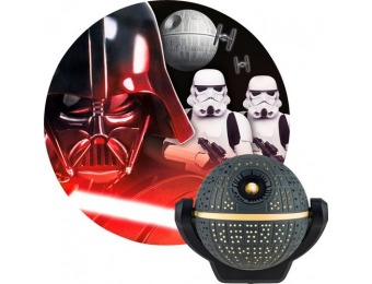 30% off Star Wars Death Star LED Automatic Night Light