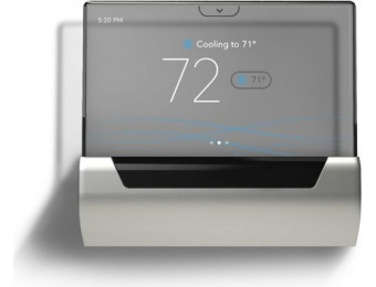$150 off GLAS Smart Programmable Touch-Screen Wi-Fi Thermostat