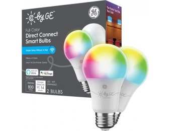 $25 off C by GE Direct Connect Light Bulbs