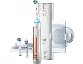 $155 off Oral-B Genius Pro8000 Rechargeable Toothbrush