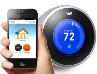 $60 off Nest Learning Thermostat - 2nd Gen