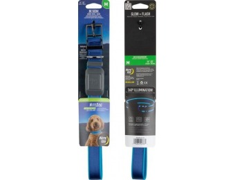 20% off Nite Ize NiteDog Rechargable LED Collar