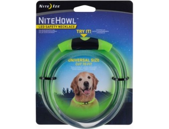 23% off Nite Ize NiteHowl® LED Safety Necklace