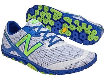 $80 off New Balance 10 Men's Minimus Road Running Shoes