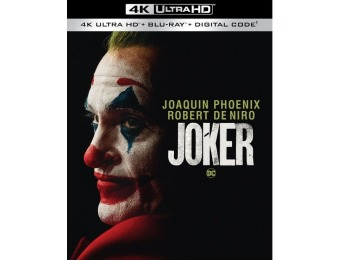 73% off Joker (4K Ultra HD/Blu-ray)
