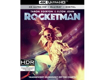 73% off Rocketman (4K Ultra HD/Blu-ray)