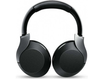 $111 off Philips Wireless Over-Ear Noise Canceling Headphones