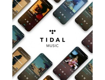99% off TIDAL HiFi Family Music, 3-Months (new subscribers only)