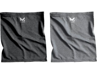 25% off Mission Youth-Size Cooling Neck Gaiter (2-Pack)