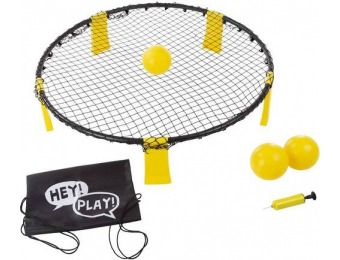 50% off Hey! Play! Battle Volleyball Set
