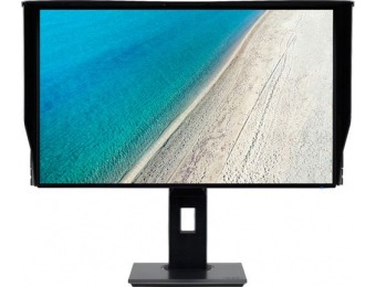 "$120 off Acer ProDesigner PE270K 27"" 4K Ultra HD IPS Monitor"