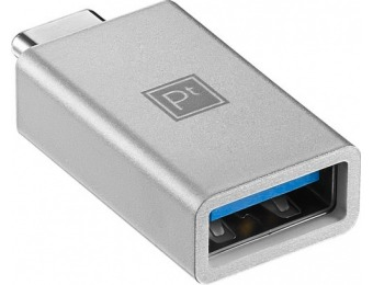 50% off Platinum USB A to USB C Adapter, USB 3.0 Spec