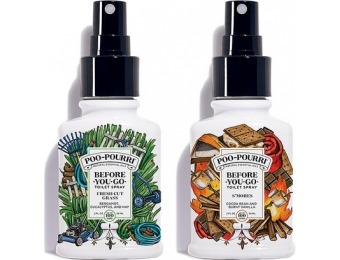 25% off Poo-Pourri Camp Pop-A-Squat Gift Set