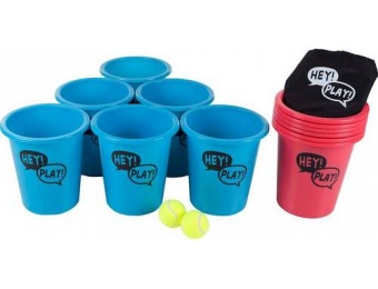 69% off Hey! Play! Oversized Beer Pong Outdoor Game