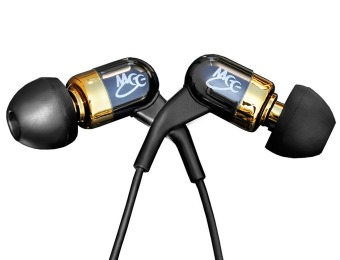 $80 off MEElectronics A161P In-Ear Noise-Canceling Headphones