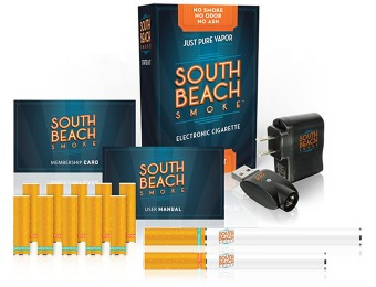 $60 off South Beach Smoke Shop Deluxe Electronic Cigarette Kits