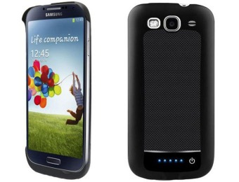 $75 off LifeCharge Samsung Galaxy S III Battery Case