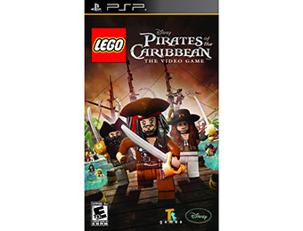 45% off Lego Pirates of the Caribbean (Sony PSP)