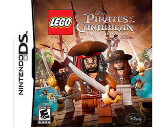 35% off Lego Pirates of the Caribbean (Nintendo DS)