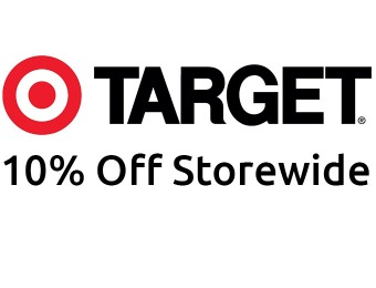 10% off Storewide in Target Stores
