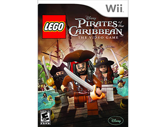 35% off Lego Pirates of the Caribbean (Nintendo Wii)