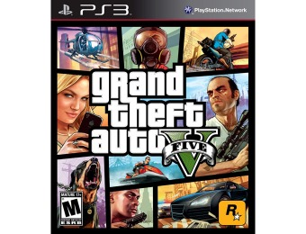 $20 off Grand Theft Auto V - Playstation 3