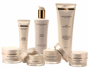 $110 off Jaclyn Smith Beauty Face Care Collection