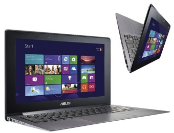 "$579 off Asus Taichi 21-DH51 11.6"" Convertible Touch Ultrabook"