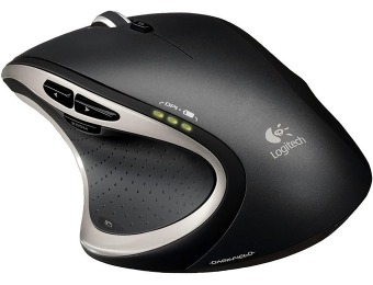 60% off Logitech Wireless PC/Mac Performance Mouse MX