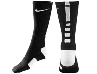 3 Pairs for $30 - Nike Elite Basketball Socks (30 color choices)