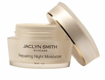 $22 off Jaclyn Smith Beauty Repairing Night Moisturizer