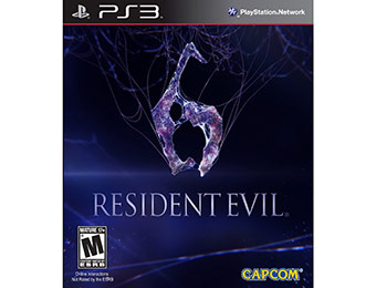 Extra 33% off Resident Evil 6 (PlayStation 3)