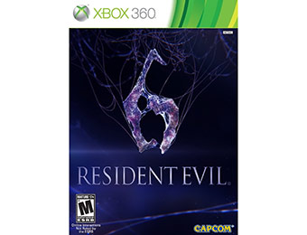 Extra 33% off Resident Evil 6 (Xbox 360)