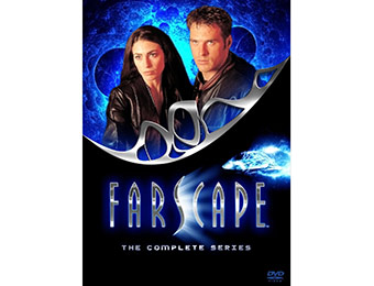 69% Off Farscape: The Complete Series on DVD