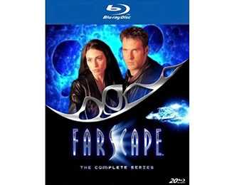 61% Off Farscape: The Complete Series on Blu-ray