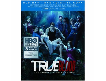 $52 off True Blood: The Complete Third Season (Blu-ray Combo)