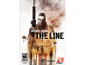 80% off Spec Ops: The Line (PC Download) w/ code GFDFEB20