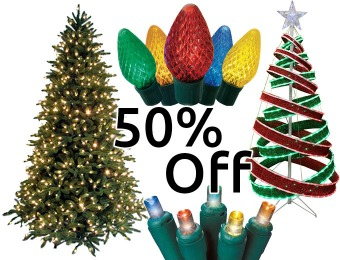50% off Select Holiday Clearance, 471 Items