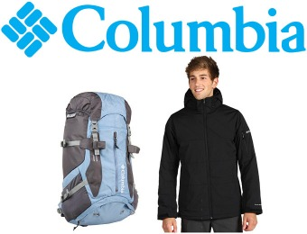 Up to 68% off Columbia Clothing, Shoes & Accessories