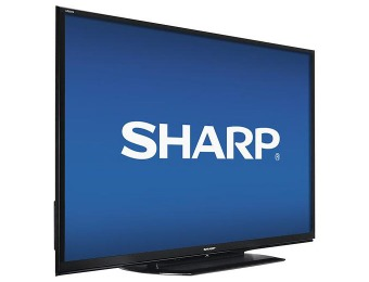 57% off Sharp Aquos LC-60LE650 60-inch 1080p Smart LED HDTV