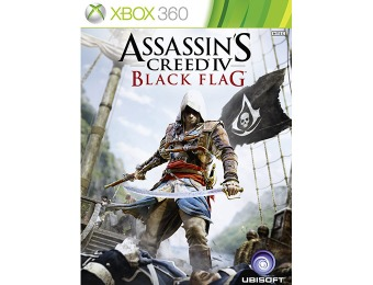 50% off Assassin's Creed IV: Black Flag (Xbox 360)