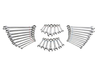 $71 off Kobalt 34-Pc Standard and Metric Combination Wrench Set