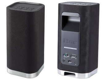 $180 off iHome iW3 Airplay Wireless Stereo Speaker System
